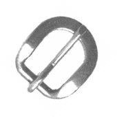 "3/4"" Stainless Steel Bridle Buckle - B55012SS"