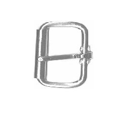 "7/8"" Heavy Steel Wire Roller Buckle (Nickel Plate) - B99914NP"
