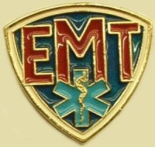 """EMT Epoxy Buckle"" Heavy Cast Epoxy Inlay Buckle - EB2433"