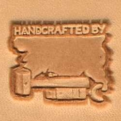 Handcrafted By 3-D Craftool