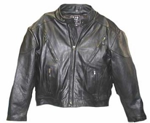 Premium Cowhide Touring Jacket (Sizes 36-52) - MC8701