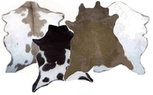Hair On Goat Skins (Small)
