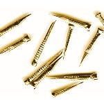 "4/8"" Solid Brass Clinching Nails (1lb Pk)  - TT2454SBLB"