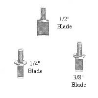 Osborne Swivel Knife Blades