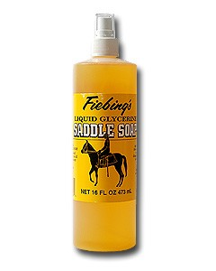 Fiebing's Liquid Saddle Soap (1-Pint) Pump Spray - C280016