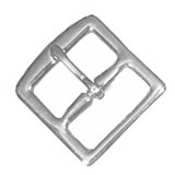 "1"" Stainless Steel English Girth Buckle - B118016SS"