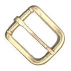 "7/8"" Solid Brass Buckle - B385614SB"