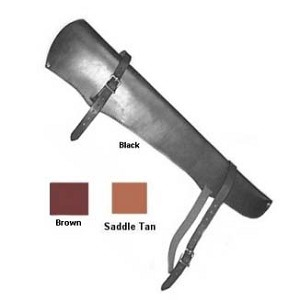 "34"" Long Rifle Scabbard lined with Synthetic fleece - T50134L"
