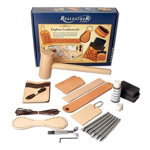 Expoling Leathercraft Deluxe Kit - T5001